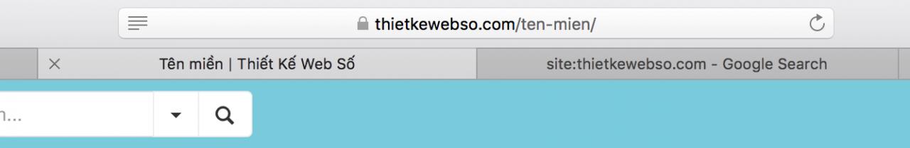 Cách nhận biết một website được thiết kế chuẩn SEO