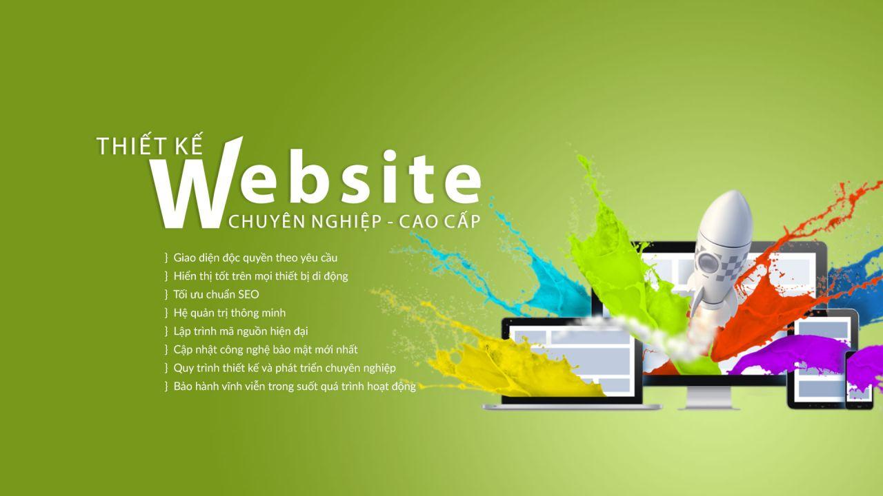 Thiết kế web tại quận 10