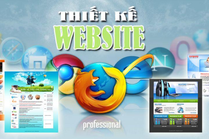 Thiết kế web tại quận 1