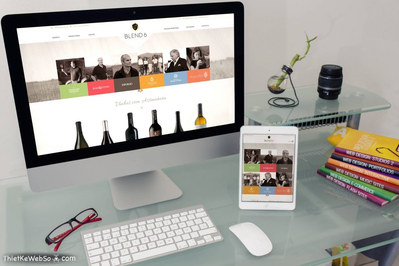 Thiết kế web thẩm mỹ viện tại Quận 12