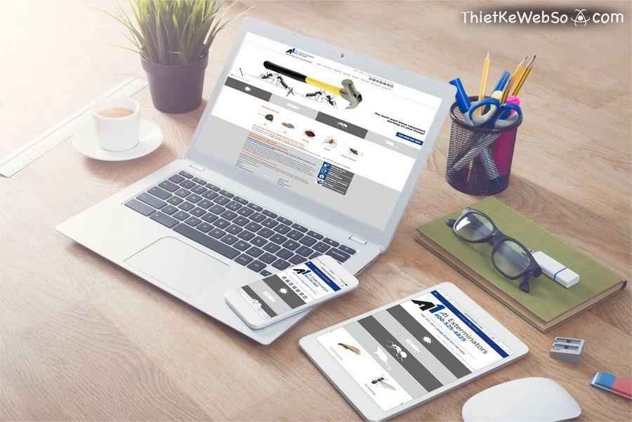 Thiết kế web cho thuê xe ô tô tại Quận 12