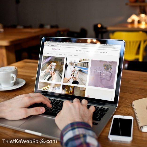 Thiết kế website makeup trang điểm, làm đẹp tại Quận 12