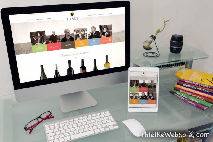 Thiết kế website đẹp và lợi ích mà nó mang đến cho doanh nghiệp
