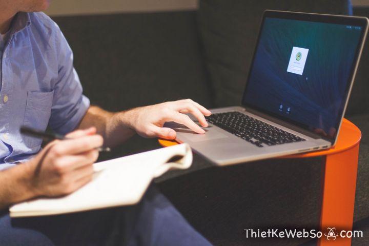 Nhận thiết kế website chuyên nghiệp