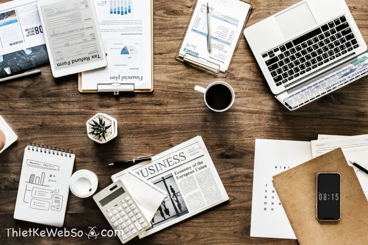 Thiết kế website bán đồ gỗ - Thiết Kế Web Số