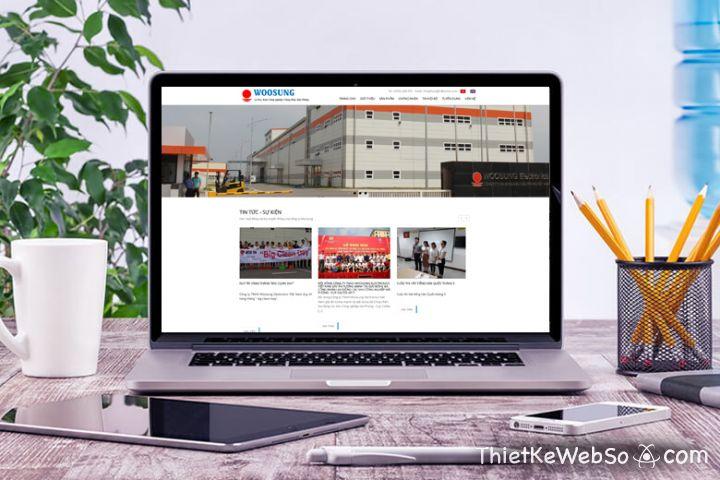 Thiết kế website tại Nhà Bè