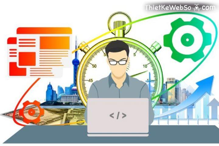 Thiết kế website thương mại điện tử tại Bình Chánh