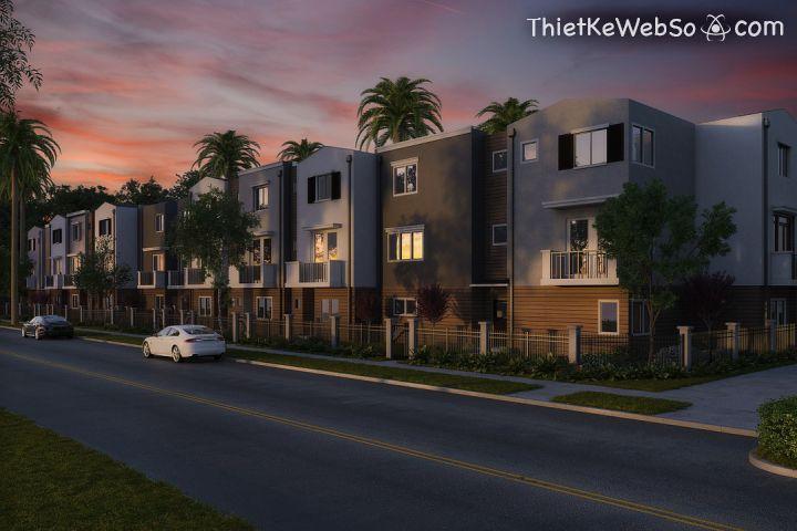 Thiết kế website bất động sản tại quận 9