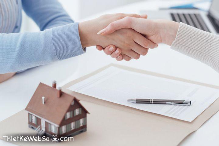 Thiết kế website bất động sản tại quận 1