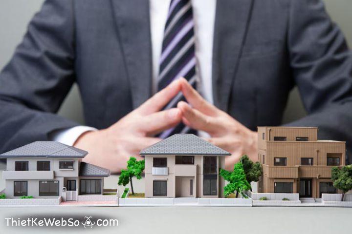 Thiết kế website bất động sản tại quận 2