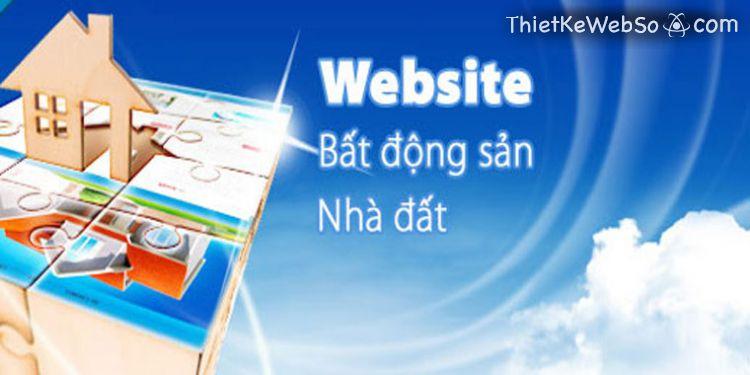 Thiết kế website bất động sản tại quận 4