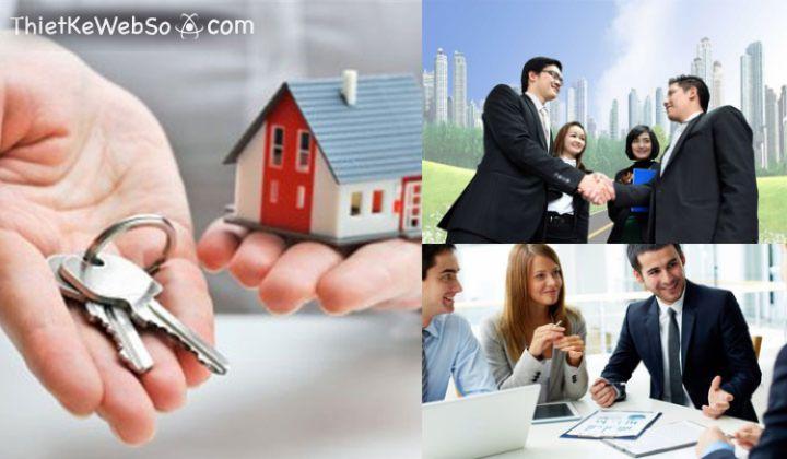 Thiết kế website bất động sản tại quận 5