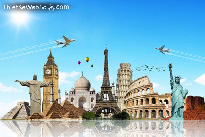 Thiết kế website du lịch tại quận 3