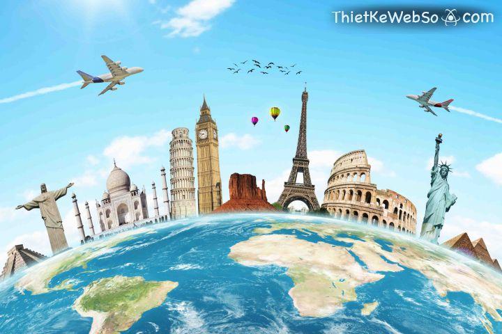 Thiết kế website du lịch tại quận 7