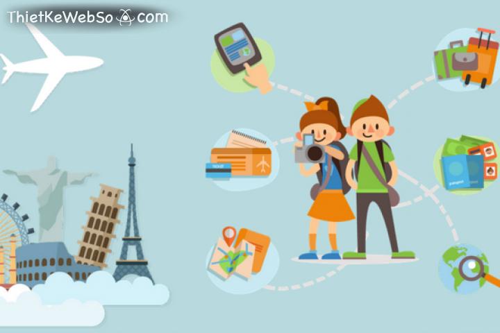 Lưu ý khi thiết kế website du lịch chuyên nghiệp
