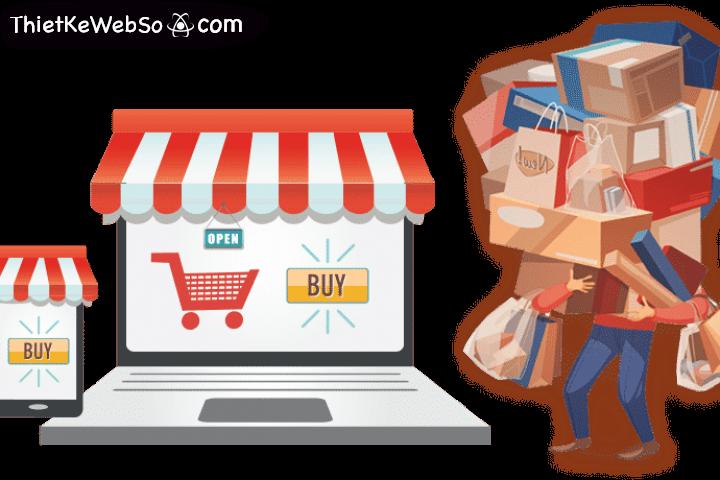 Thiết kế website bán hàng tại Bình Phước
