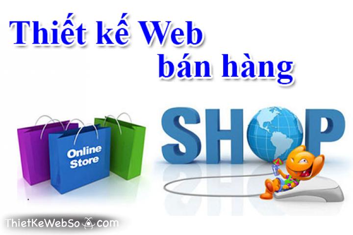 Thiết kế website bán hàng tại Củ Chi
