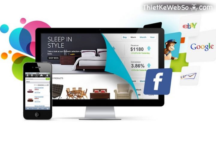 Thiết kế website bán hàng tại quận Thủ Đức
