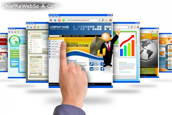 Cách chọn giao diện chuẩn cho website bán hàng