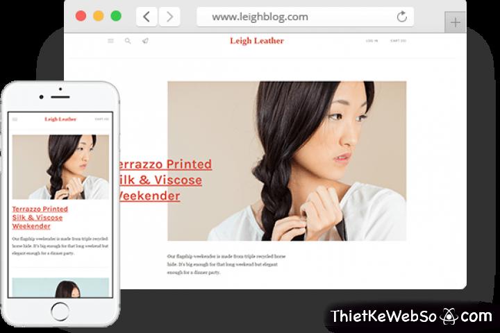 Thiết kế website cá nhân tại quận 5