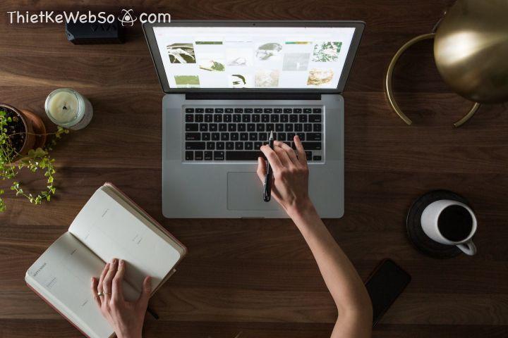 Thiết kế website cá nhân tại quận 7