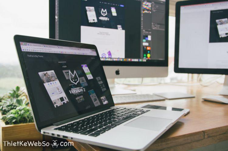 Thiết kế website cá nhân tại quận 9