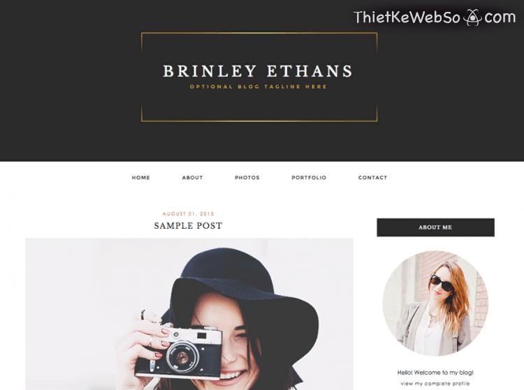 Thiết kế website cá nhân tại quận Tân Bình