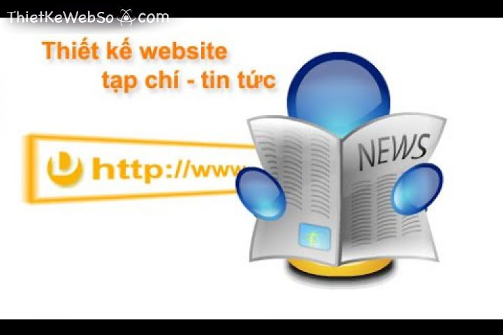 Thiết kế website tin tức tại quận 12