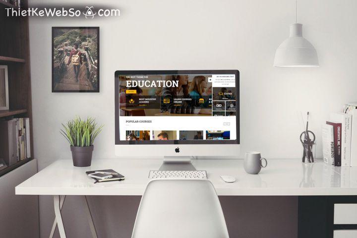 Thiết kế website giáo dục tại quận Thủ Đức