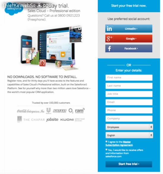 Landing Page là gì? Cách thiết kế Landing Page đẹp và chuyên nghiệp