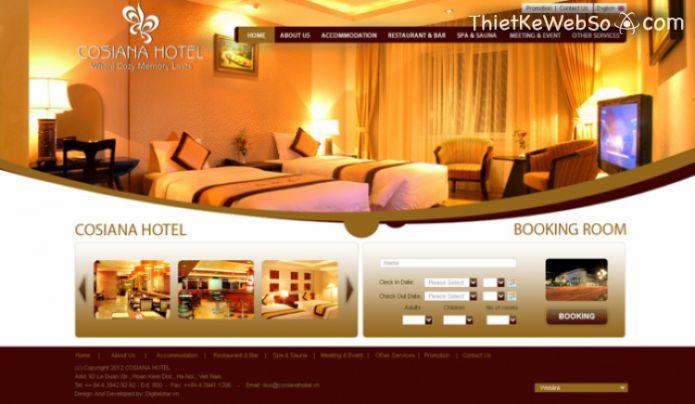 Cách nhanh nhất để đưa website khách sạn lên top tìm kiếm Google