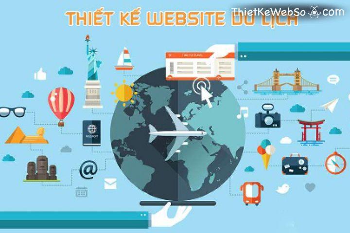 Tại sao công ty du lịch cần thiết kế website