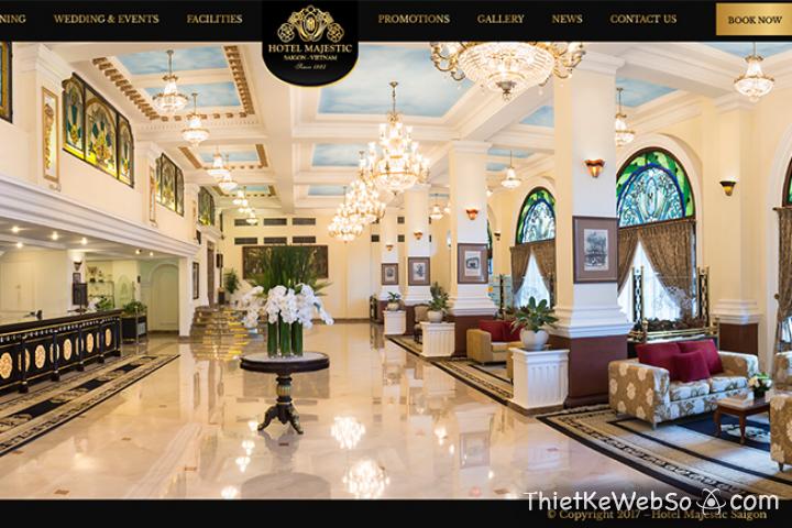 Tại sao nhà hàng - khách sạn nên có website riêng cho mình