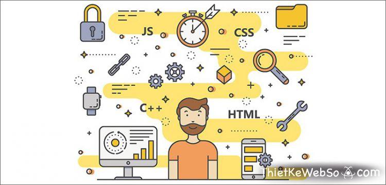 Học thiết kế website cần những gì?