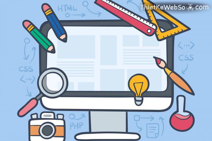 Thiết kế website theo yêu cầu tại TP HCM