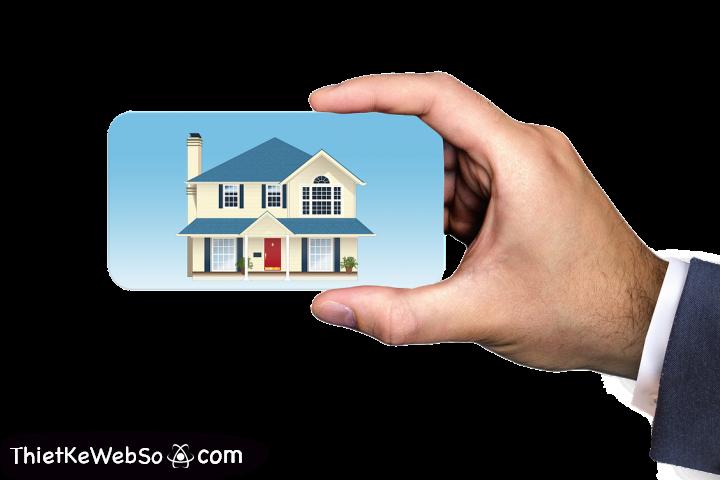 Thiết kế webiste bất động sản chuyên nghiệp