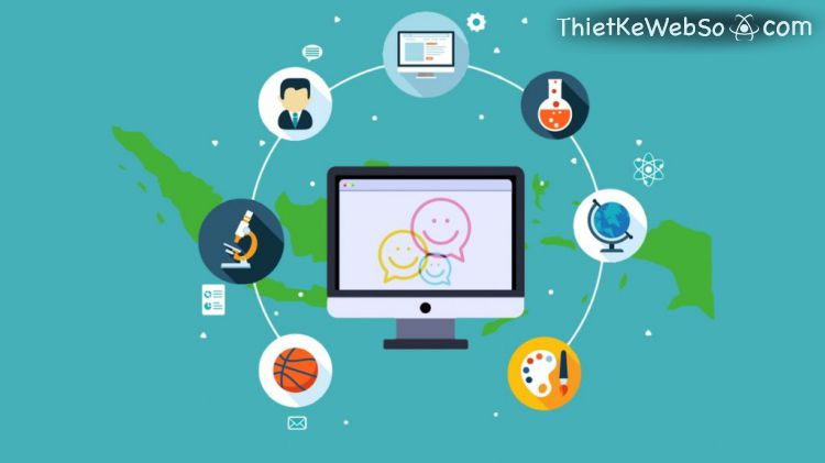Thiết kế website đào tạo chuyên nghiệp