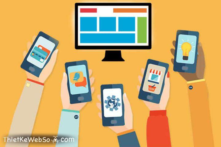 Như thế nào là một website thân thiện với thiết bị di động?