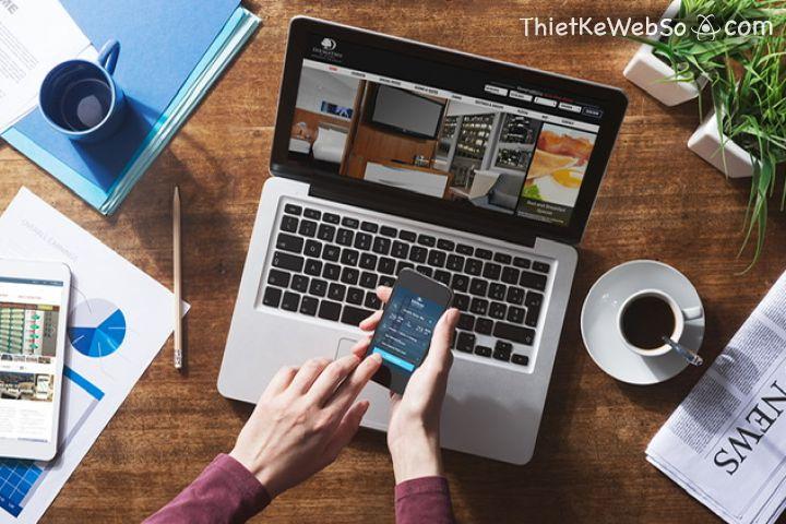 Thiết kế website giới thiệu doanh nghiệp tại TP HCM