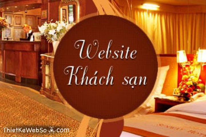 Thiết kế website khách sạn tại TP HCM