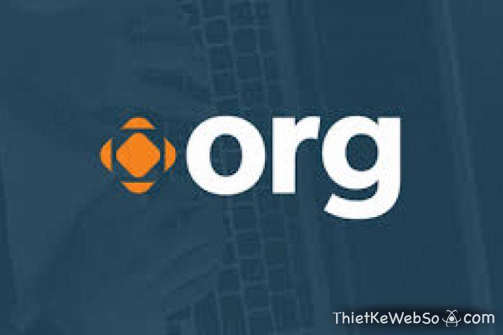 Tên miền .org là gì?