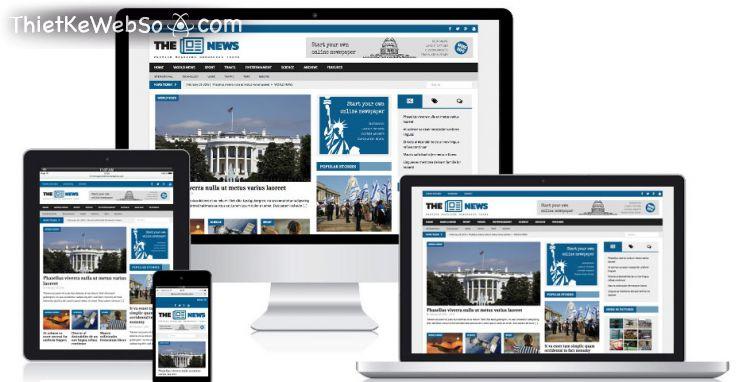 Có những loại trang web nào phổ biến hiện nay?