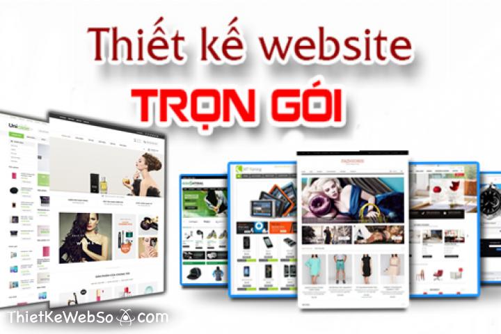 Dịch vụ thiết kế web trọn gói giá rẻ tại TP HCM