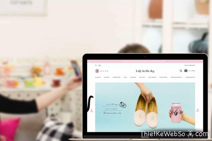 Các tiêu chí đánh giá website thương mại điện tử