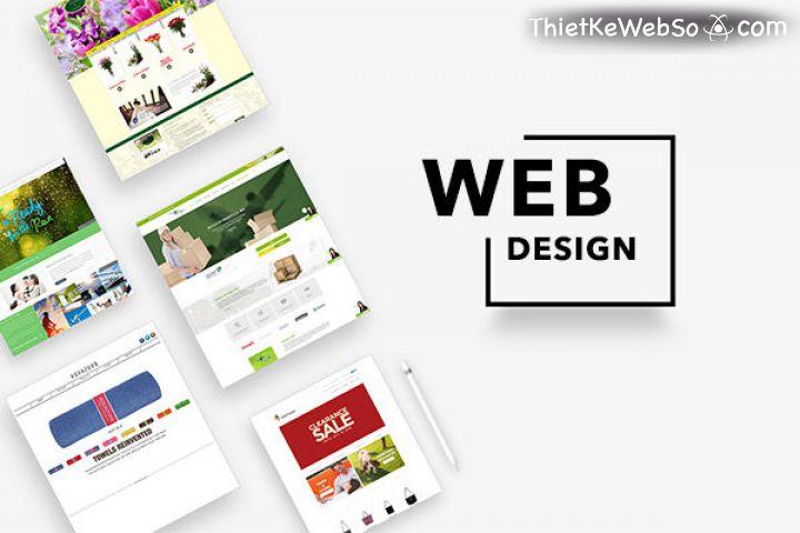 Dịch vụ thiết kế web thương mại điện tử chuyên nghiệp
