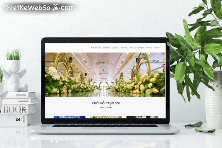 Dịch vụ thiết kế web chuẩn 4.0