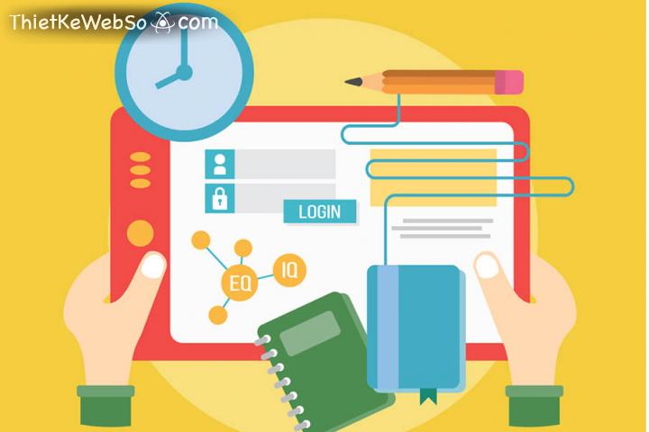Thiết kế web học trực tuyến chuyên nghiệp tại TP HCM
