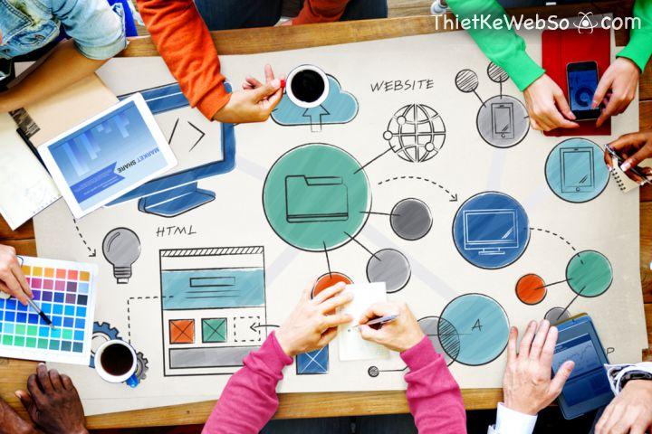 Thiết kế web ở đâu uy tín nhất?