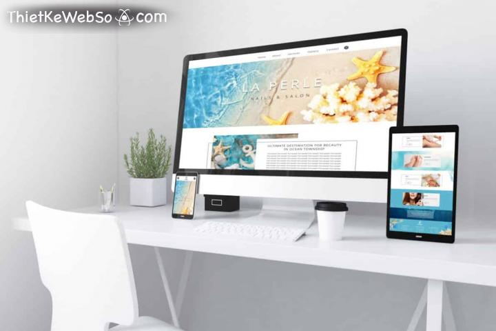 Các công nghệ thiết kế web phổ biến hiện nay