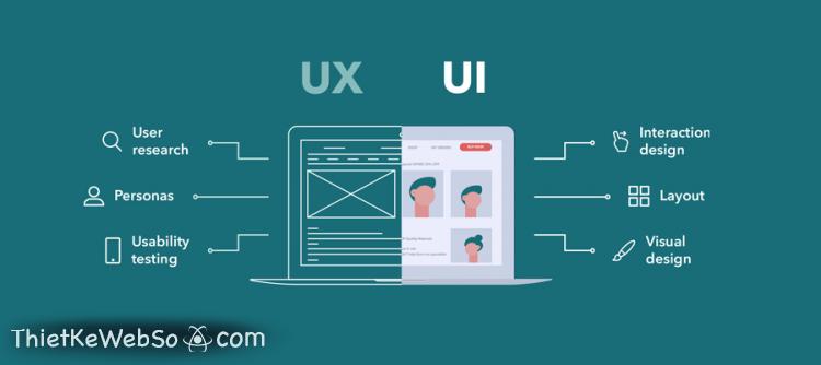 Thiết kế giao diện website chuẩn UI/UX